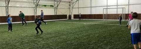 Nogomet na umetni travi